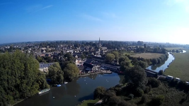 Lechlade on Thames, Gloucestershire, England