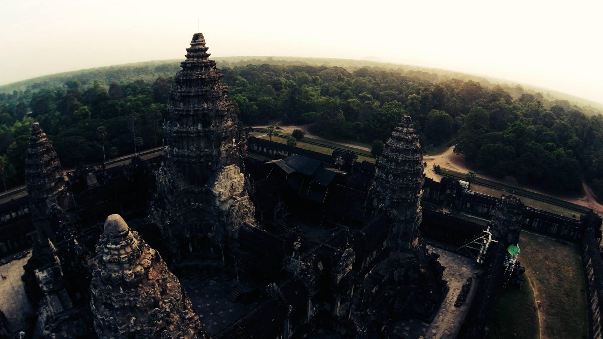 Cambodia, Ancorwat