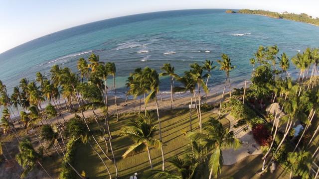 Playa Bonita, Las Terrenas, Samaná, Dominican Republic