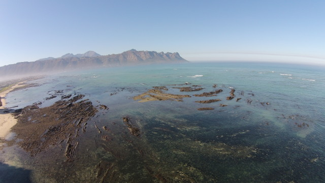 Strand Beach , Western Cape, South Africa