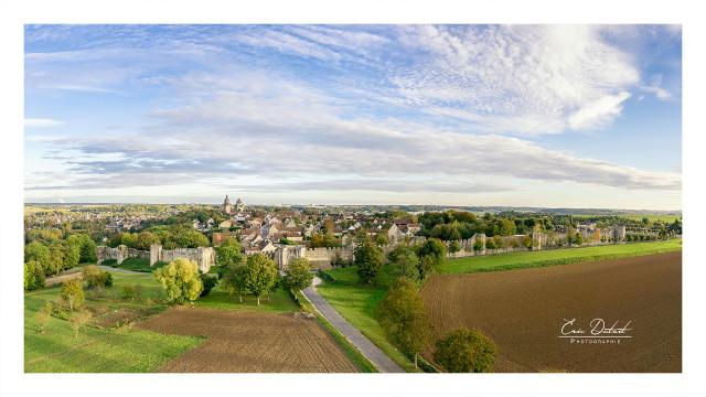 Provins, Seine et Marne, France