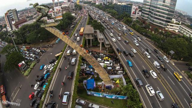 Flyover Pancoran & Semanggi