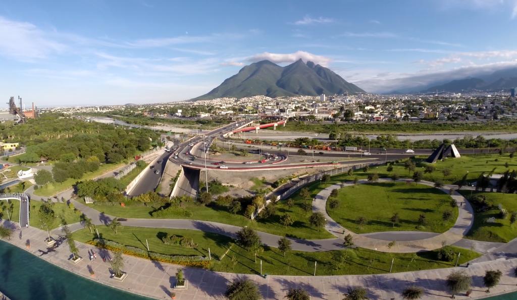Monterrey Mexico  city photo : Cerro de la Silla, Monterrey, México | Dronestagram