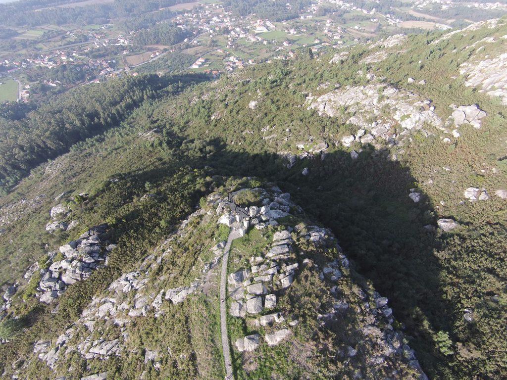 Ciervo 2 alto do castro vila nova de cerveira portugal dronestagram - Vilanova de cerveira ...