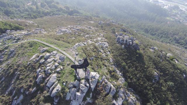 Ciervo -1 (Alto do Castro, Vila Nova de Cerveira, Portugal)