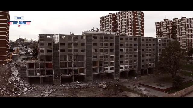 Demolición y obra del Complejo CH 20 Aereo – Montevideo, Uruguay