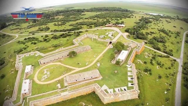Fortaleza Santa Teresa, Uruguay