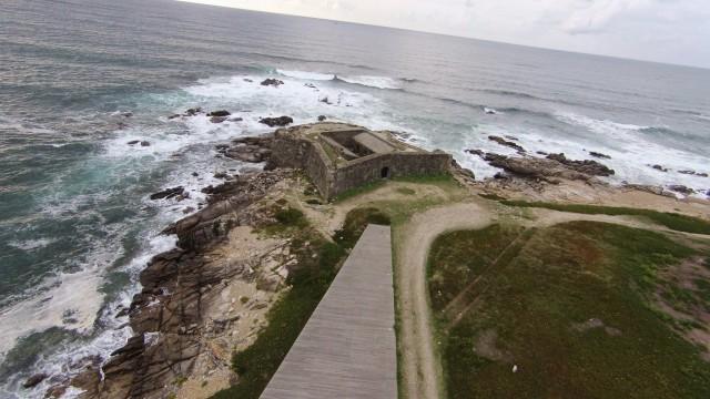 Forte do Cão – 9 (Praia da Gelfa, Vila Praia de Âncora, Portugal)