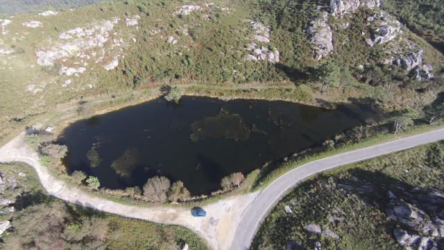 Laguna de Cerveira (Alto do Castro, Vila Nova de Cerveira, Portugal)