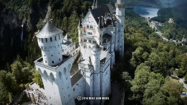 Neuschwanstein Castle,Bavaria