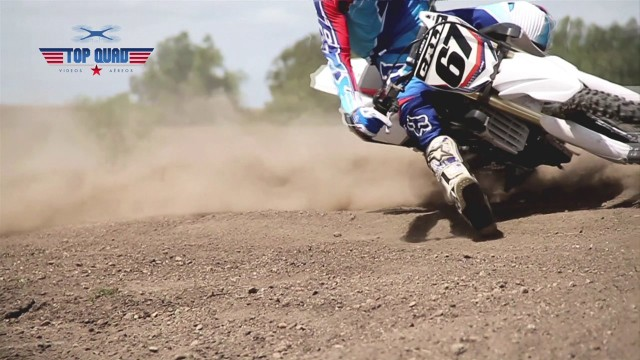 Primer Video Aéreo de Motocross usando Quadcopter en Uruguay (DJI Phantom2)