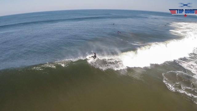 Surf aéreo en La Barra – Punta del Este / Uruguay