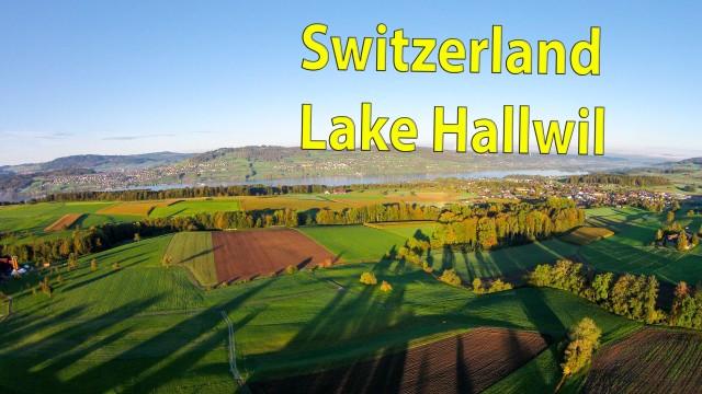 Switzerland Lake Hallwil – Hallwilersee
