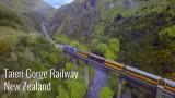 Taieri Gorge Railway, New Zealand