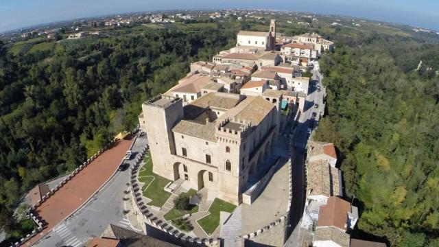 Ducal Castel of crecchio, Chieti, Abruzzo Region, Italy
