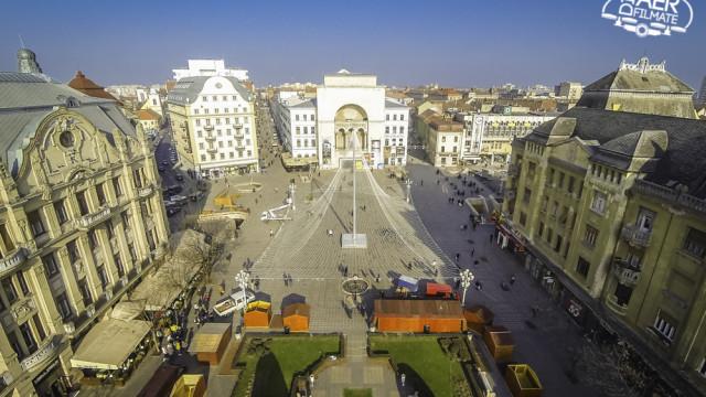 Piata Operei – Timisoara
