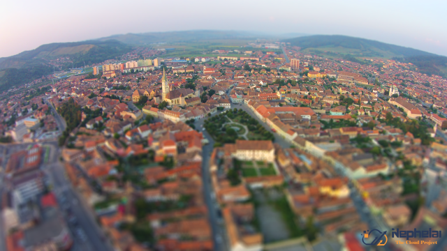 Medias,Sibiu,Romania