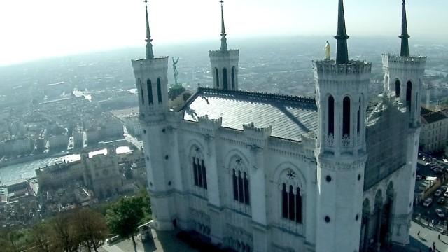 Basilique de Fourvière – Lyon – France