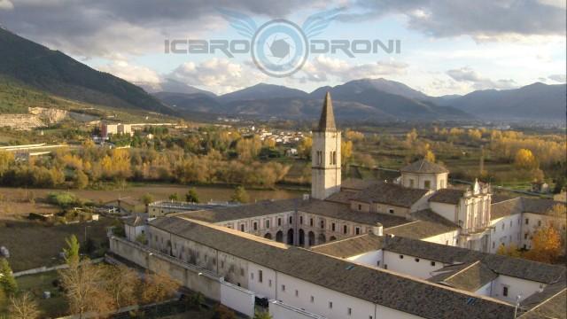 Abbazia Sant'onofrio al morrone, Sulmona, località Badia, Abruzzo Region, Italy