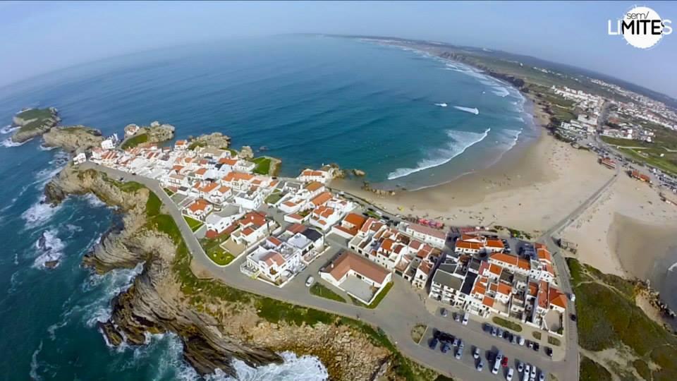 Baleal Island Dronestagram - Portugal map baleal