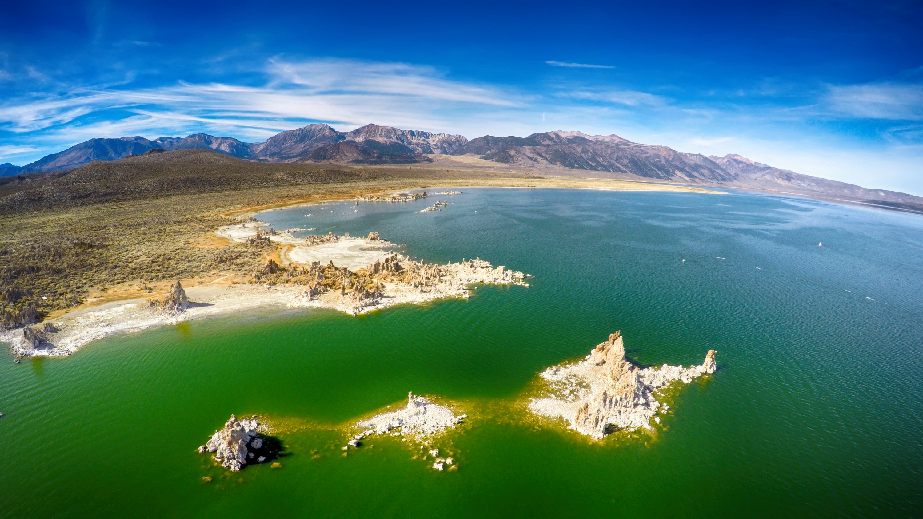 Mono Lake, South Tufa, Ca
