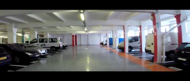 Parking Rédélé, Paris, France