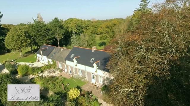 Saint Erblon, France, Bretagne, Ille et Vilaine