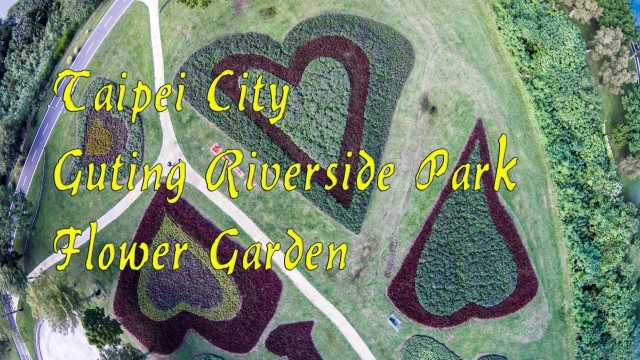Taiwan, Taipei Guting Riverside Park