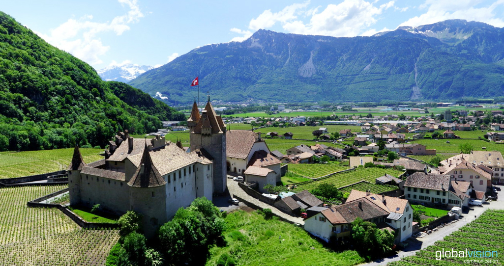 drone in with Aigle Castle Switzerland on Aigle Castle Switzerland further 92464598569564097 likewise L2lXR moreover La Stagione Dei Tulipani Nei Paesi Bassi further Test.