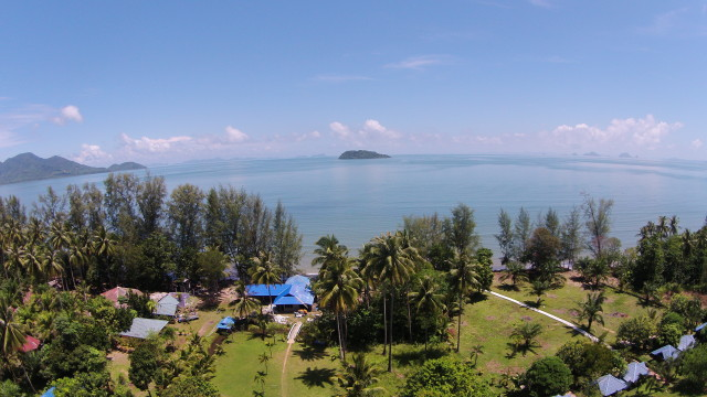 Thai-West Resort, Koh Sriboya Island, Krabi, Thailand