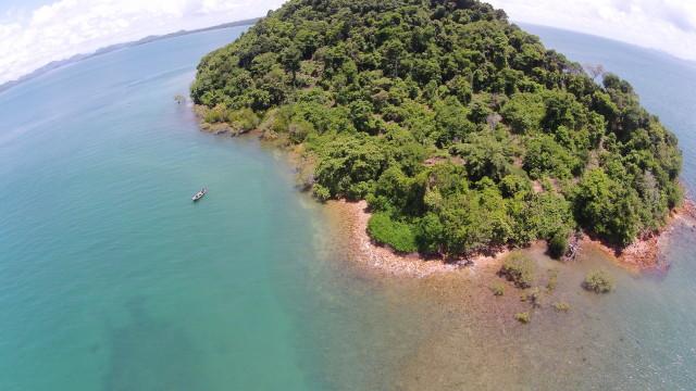 Koh Siboya Island, Thai-West Resort