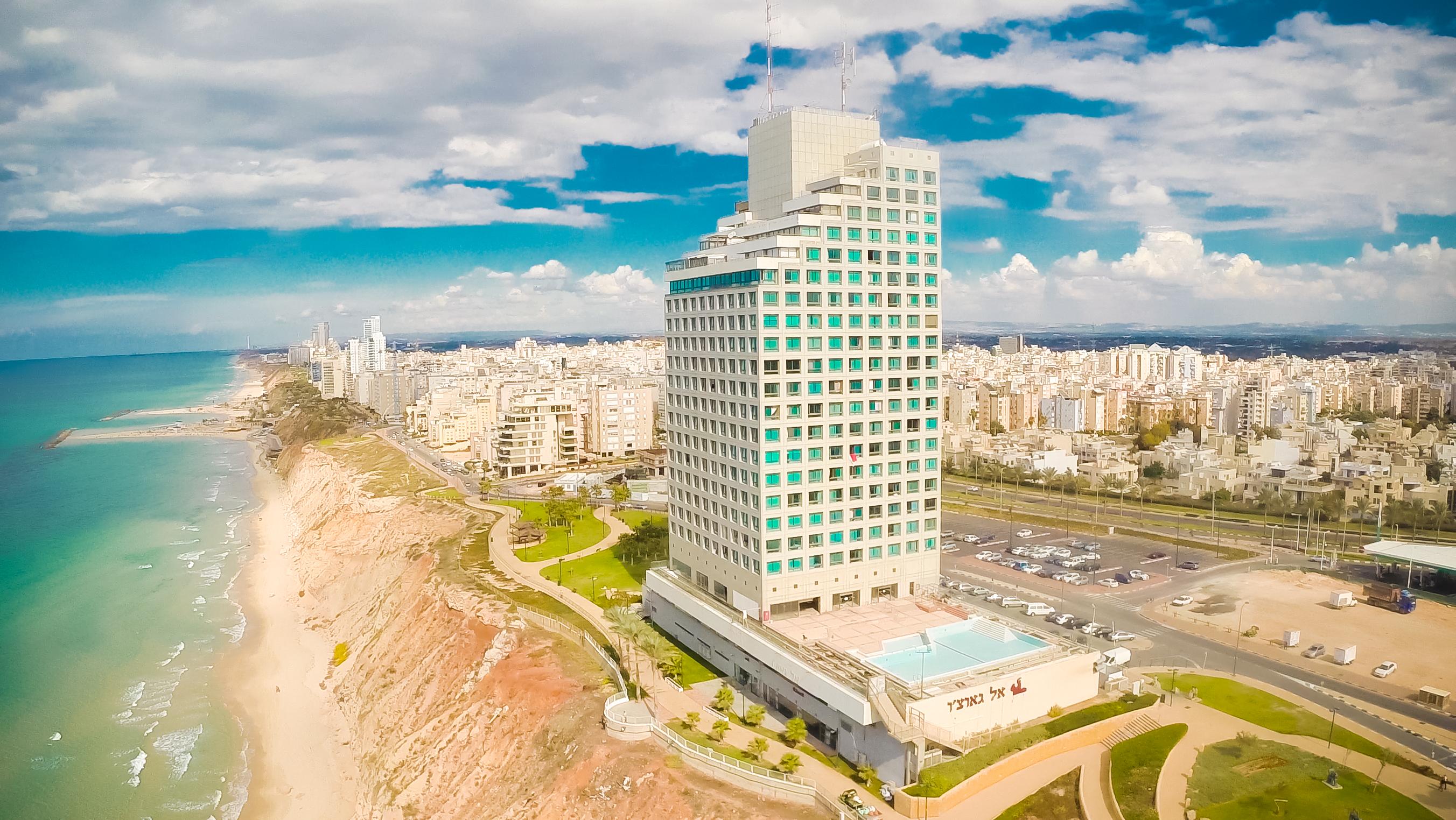 Netanya, Israel | Dronestagram