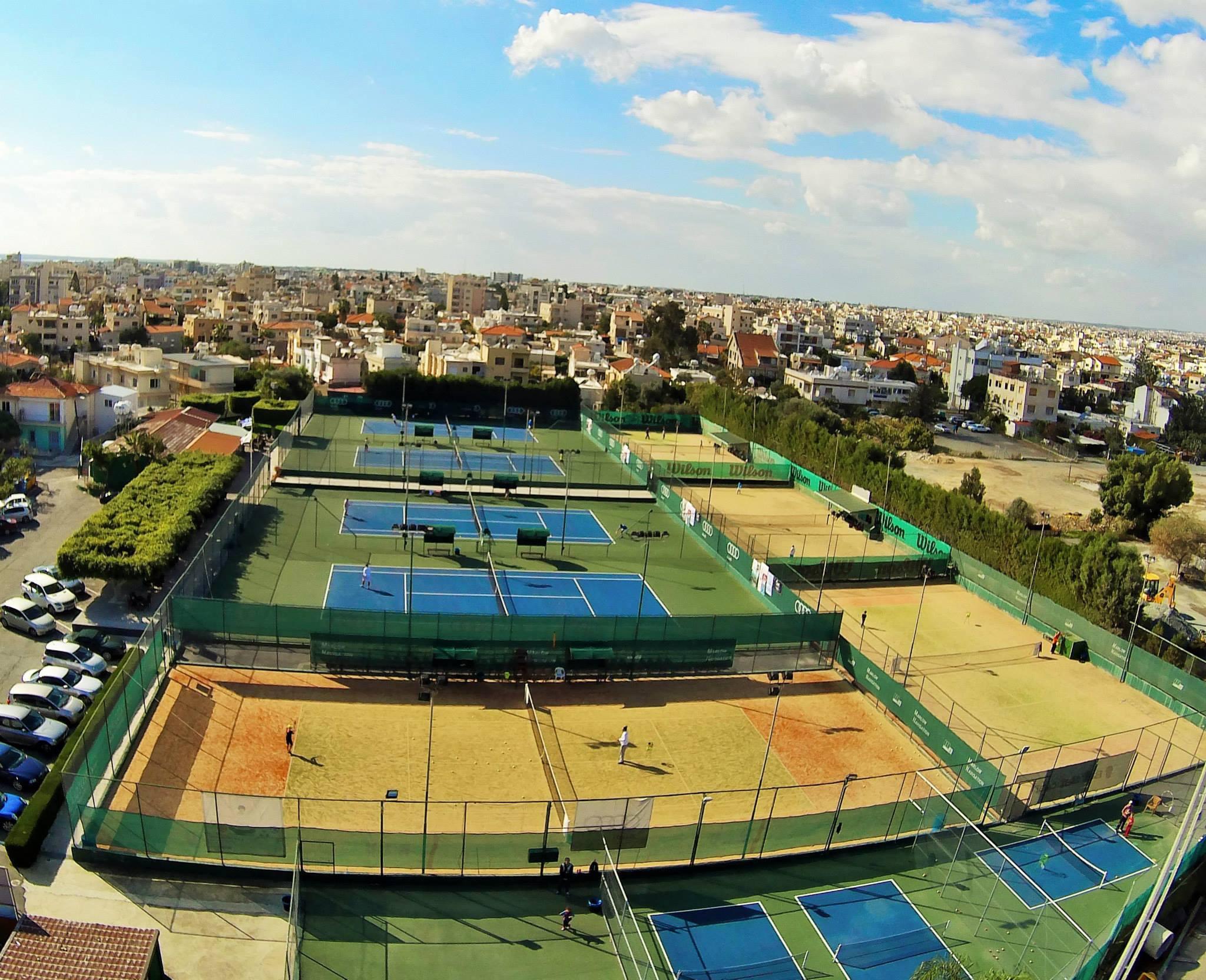 Famagusta Tennis Club Cyprus