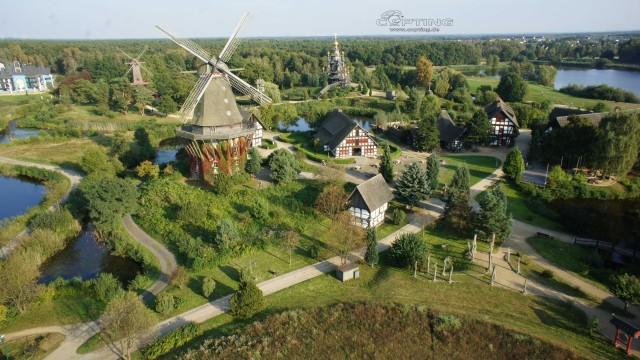 Internationales Mühlenmuseum, Gifhorn, Niedersachsen, Deutschland