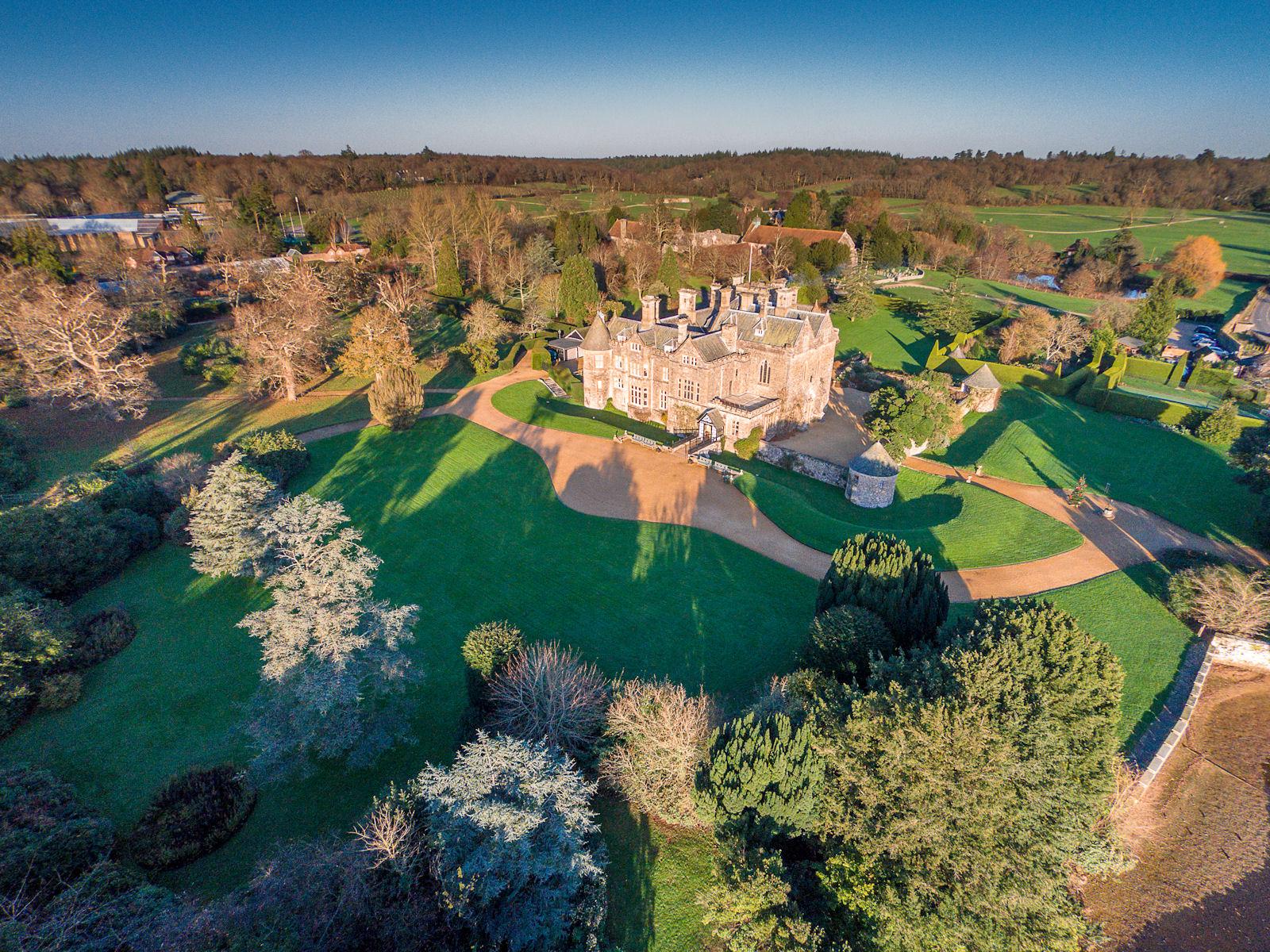 Palace House, Beaulieu, Hampshire, UK