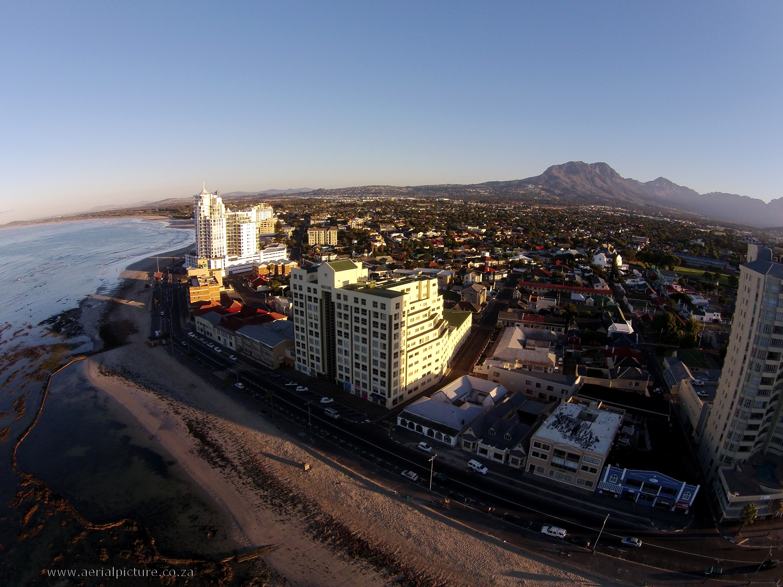 Strand Beachfront, South Africa