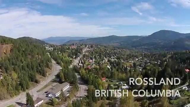 Rossland, British Columbia, Canada