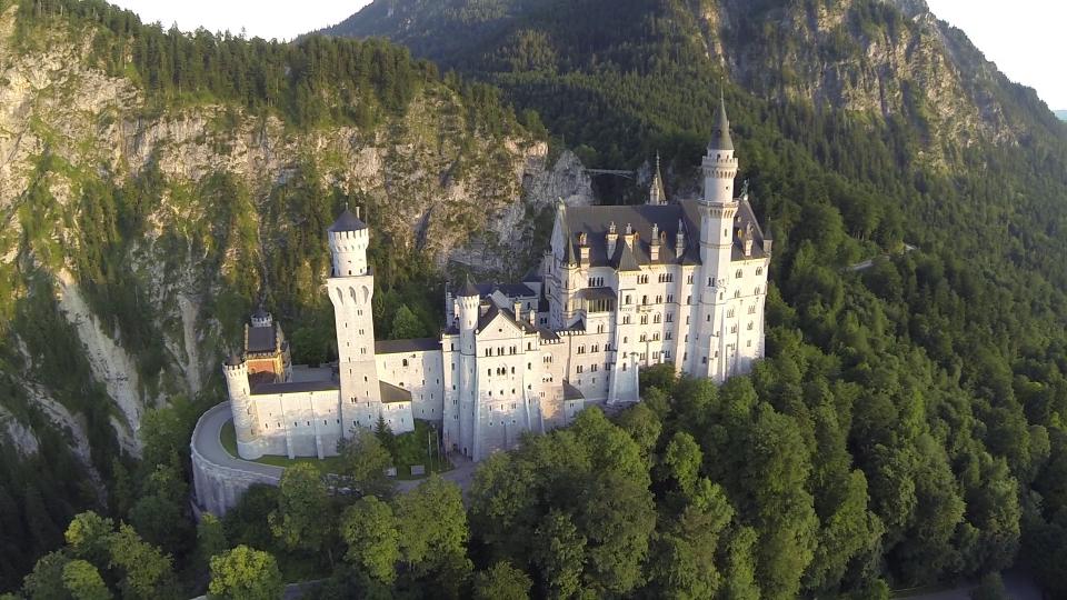 Schwangau Germany  city images : Neuschwanstein Castle, Schwangau, Bavaria, Germany