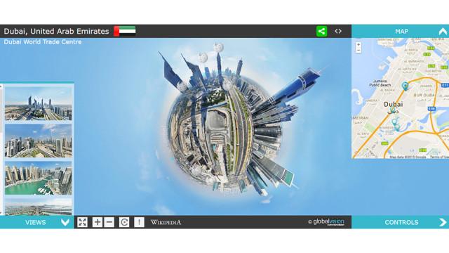 360° Dubai