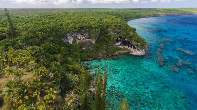 Jokin, Lifou, Nouvelle-Calédonie