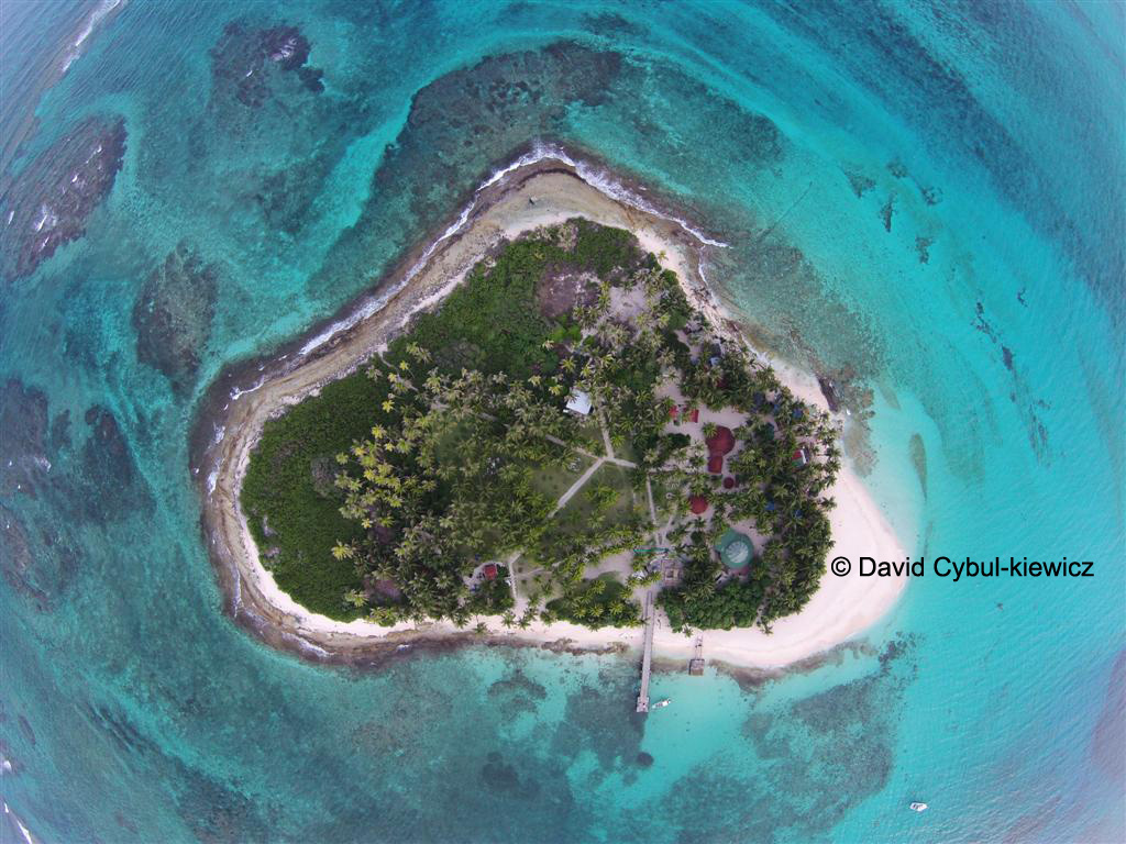 San Andres Island cybul Colombia