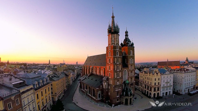 Poland – Kraków_Rynek Krakowski