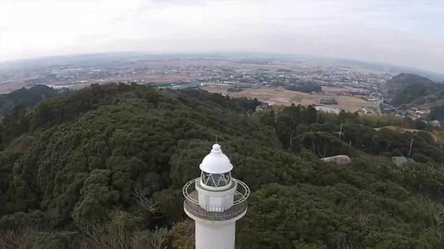 Cape Taito Lighthouse, Chiba, Japan