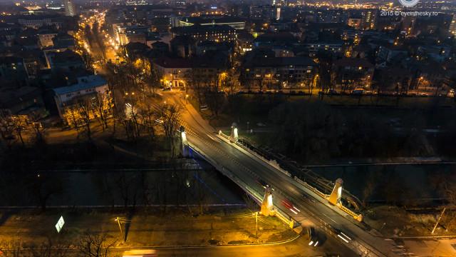 Decebal Bridge – Timisoara România