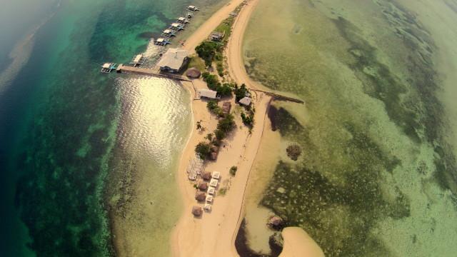 Pandanon Island, Cebu, Philippines