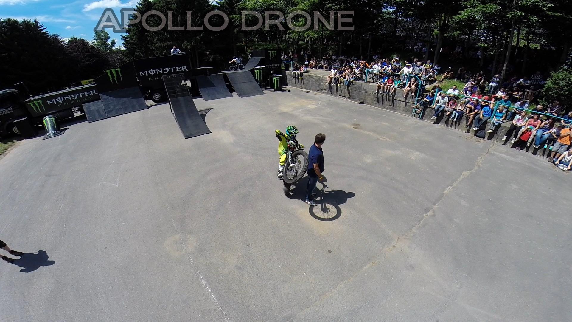 Week-end moto et vélo au domaine de Bilstain