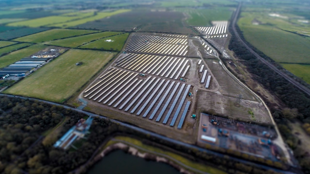 Laindon Solar Farm