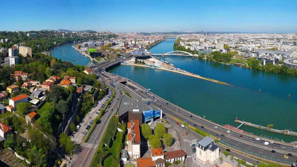 Photo A Rienne Confluence Lyon Technivue Dronestagram