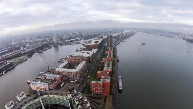Amsterdam, knsm-laan