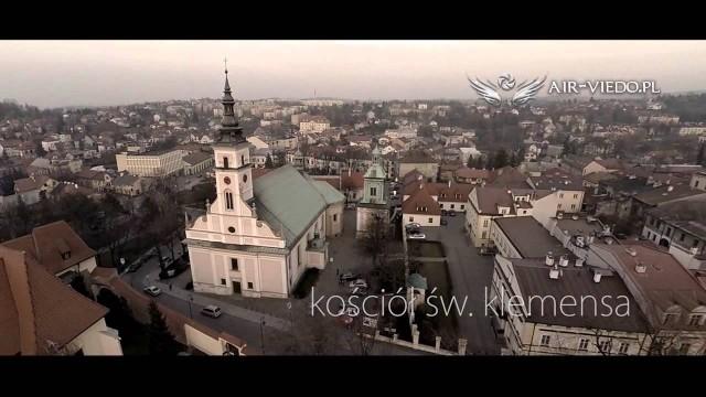 Poland – Małopolska – Wieliczka Ujęcia z powietrza czyli film z Lotu Ptaka by Air-Video.pl